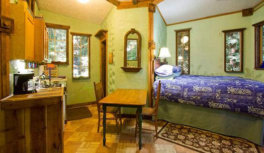 Redwood Treehouse