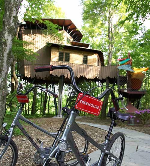 The Treehouse at Winvian