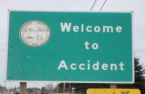 Accident, Maryland (Image: pattista)