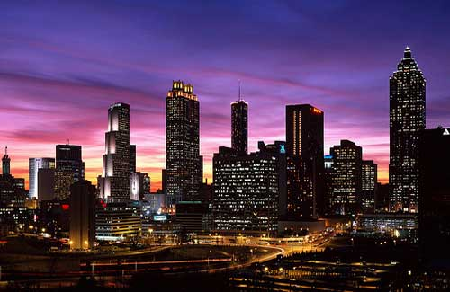 Atlanta (Image: apple.white2010)
