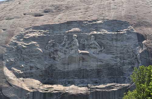 Stone Mountain (Image: GoodNCrazy)