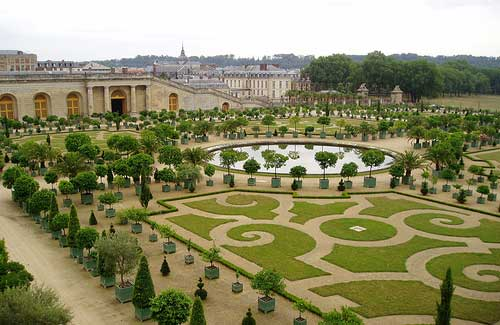 Gardens of Versailles (Image: netcfrance)