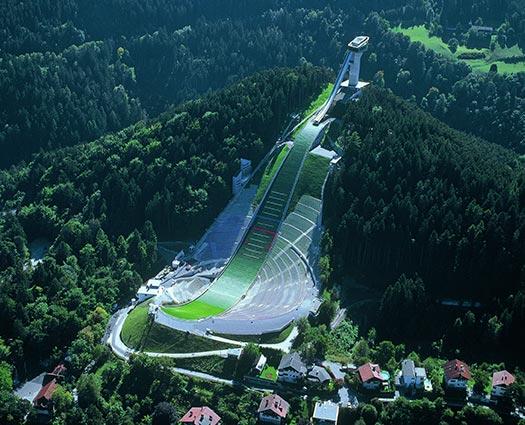 Bergisel Ski Jump Stadium