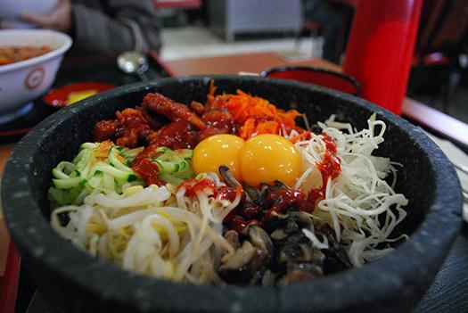 Bibimbap | Jeonju, South Korea (Image: avlxyz)