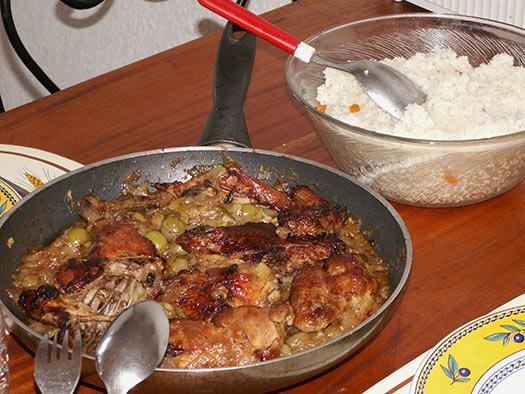Chicken yassa | Dakar, Senegal (Image: Wikimedia Commons)