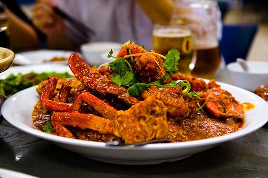 Chili crab | Singapore (Image: megawatts86)