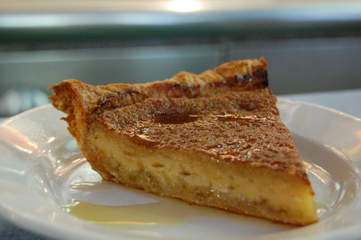 Maple sugar pie | Montreal, Canada (Image: stu_spivack)