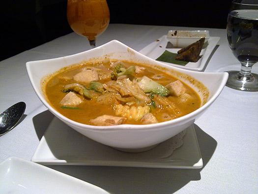 Massaman curry (kaeng matsaman) | Koh Samui, Thailand (Image: markguim)