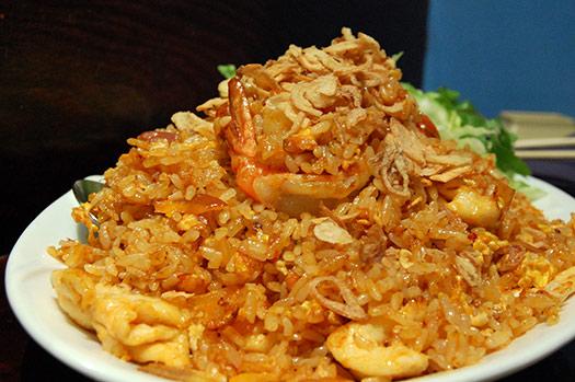 Nasi goreng | Jakarta, Indonesia (Image: stu_spivack)