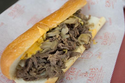 Philly cheesesteak | Philadelphia, Pennsylvania, USA