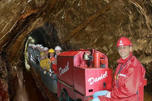 Silberbergwerk (Silver Mine)