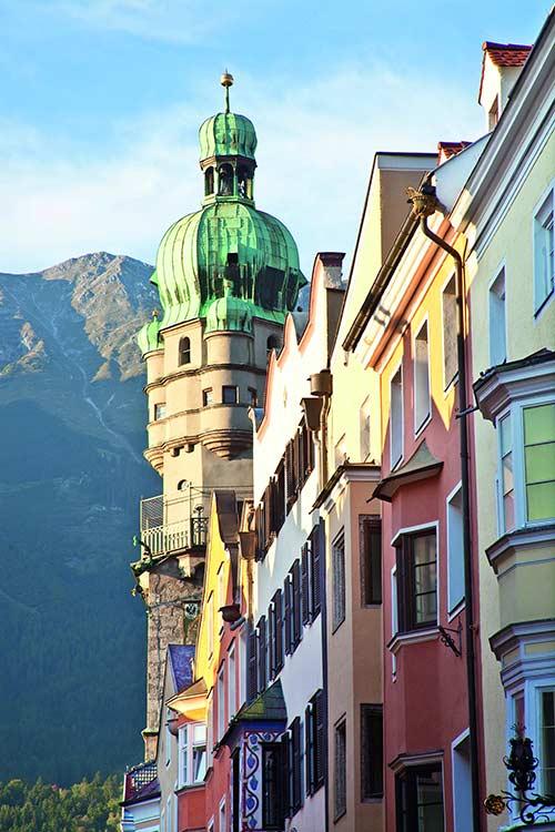 Stadtturm Innsbruck (City Tower)