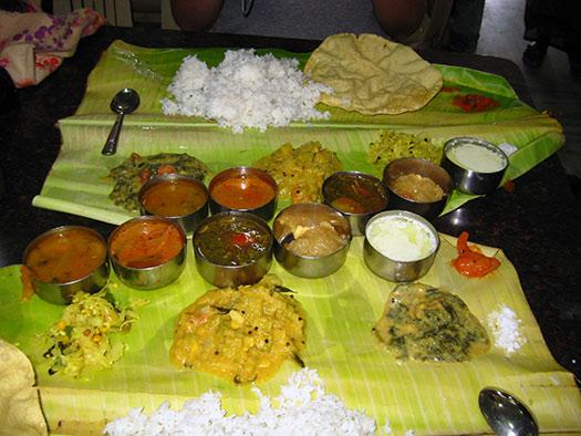 Thali | Goa, India (Image: Melanie-m)