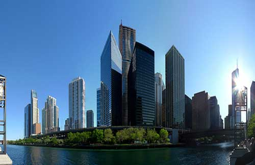 Chicago (Image: mindfrieze used under a Creative Commons Attribution-ShareAlike license)