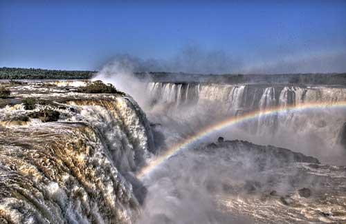 Iguazu Falls, Brazil (Image: lighana)