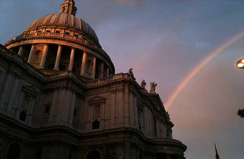 London, England (Image: Georgie Johnson)