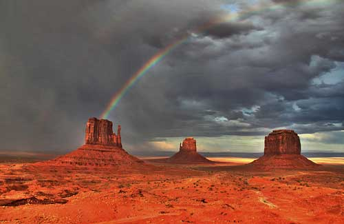 Monument Valley, Utah (Image: firoxx)