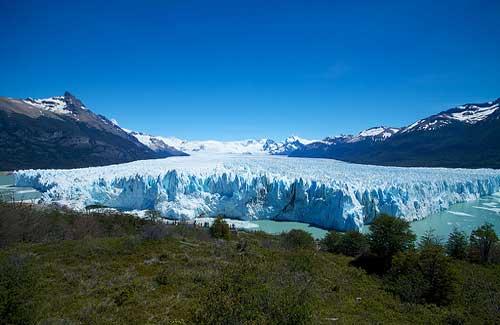 Perito Moreno Glacier (Image: mckaysavage)