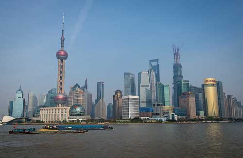 Shanghai (Image: Kenneth Moore Photography)
