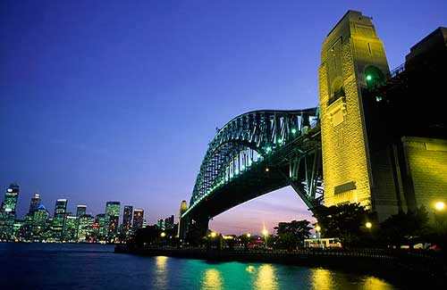 Sydney Harbour Bridge, Sydney (Image: Karl Blackwell)