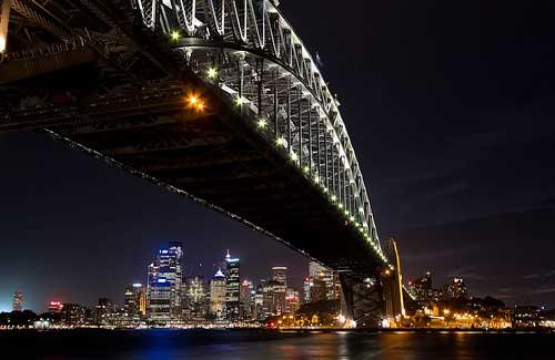 Sydney (Image: Dave Manwell used under a Creative Commons Attribution-ShareAlike license)
