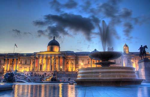 The National Gallery (Image: ** Maurice **)