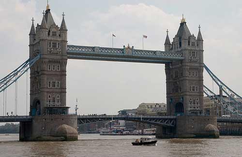 Tower Bridge, London (Image: jimmyharris)