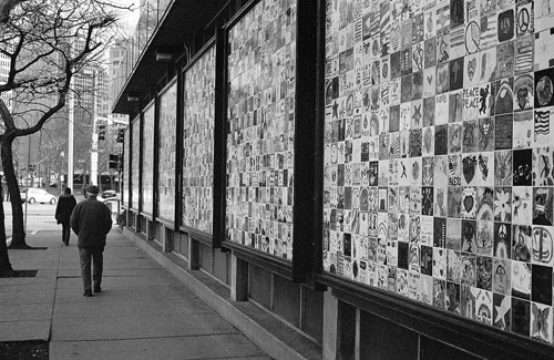 """The Wall of Hope,"" Providence, R.I., United States (Image: plutor)"