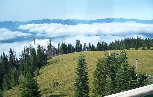 Warner Mountain Lookout (Image: Courtesy of US Forest Service)