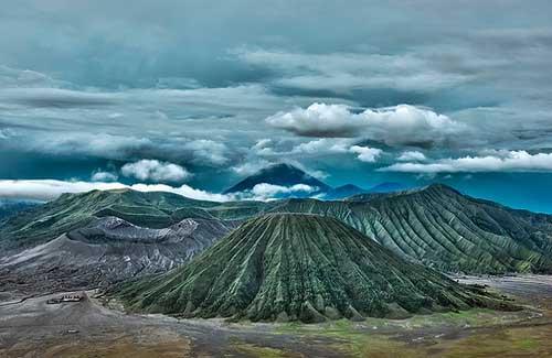 Mount Bromo, Indonesia (Image: Schristia)
