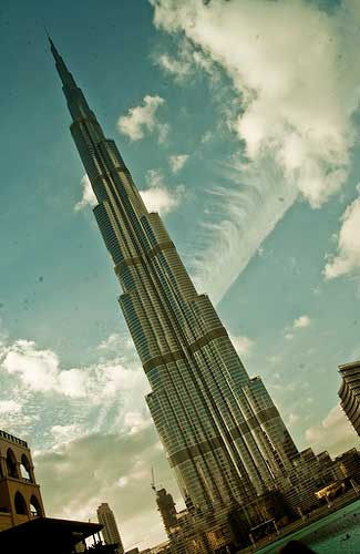 Burj Khalifa (Image: milos milosevic)