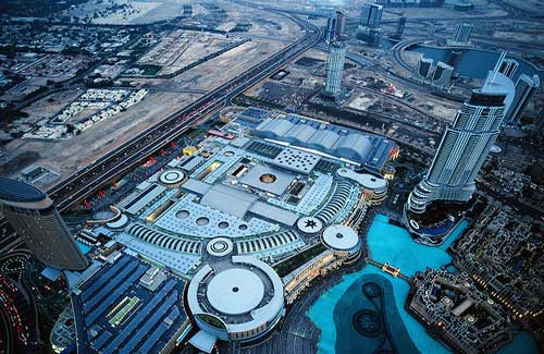 Dubai Mall (Image: Samko Pamko)