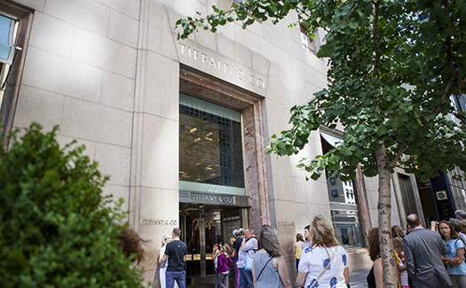 Tiffany & Co Fifth Avenue