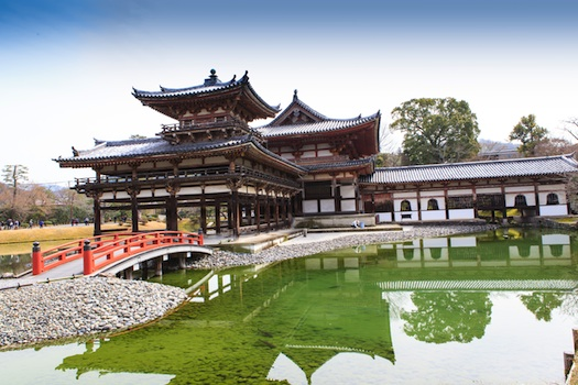 Byodoin Buddhist Temple © thanomphong, 2013. Used under licence from Shutterstock.com