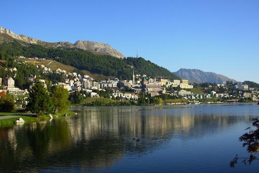 Kulm Hotel, St Moritz, Switzerland © marvellousworld, 2013. Used under licence from Shutterstock.com