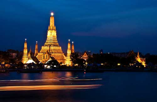 Bangkok (Image: Mark Fischer used under a Creative Commons Attribution-ShareAlike license)