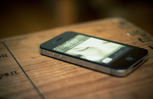 Cell phone (Image: johanl)