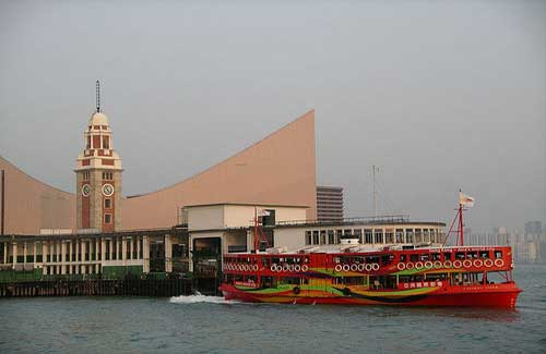 Star Ferry (Image: loss in MK used under a Creative Commons Attribution-ShareAlike license)
