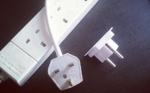 Plug in! (Image: whatleydude)