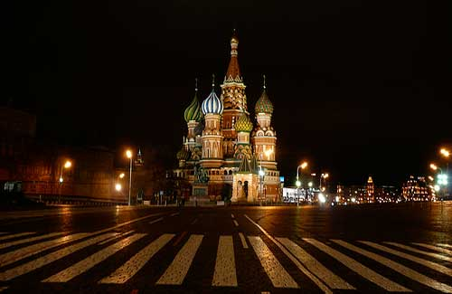 Moscow (Image: yvescosentino)