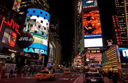 New York City (Image: wwarby)