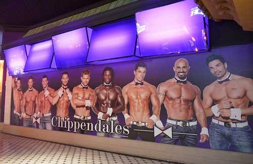 Chippendale's (Image: kennejima)