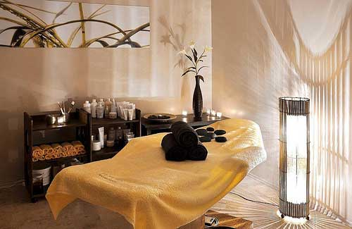 Relax with a spa treatment (Image: Unique Hotels Group used under a Creative Commons Attribution-ShareAlike license)