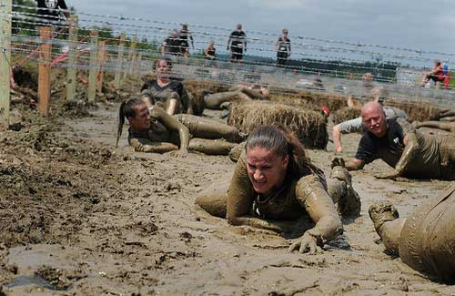 Spartan Race (Image: The National Guard)