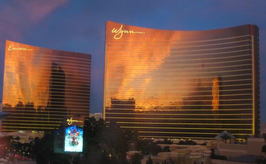 Dan Perry, Wynn Casino and Encore - Las Vegas via Flickr CC BY 2.0