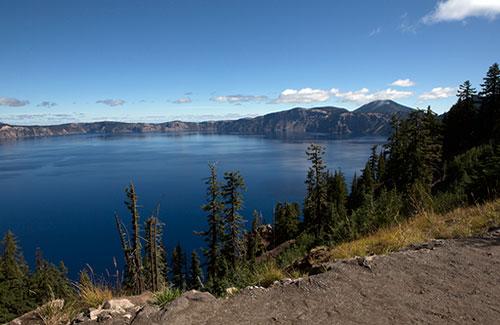 Crater Lake National Park, Oregon (Image: Travel Oregon)