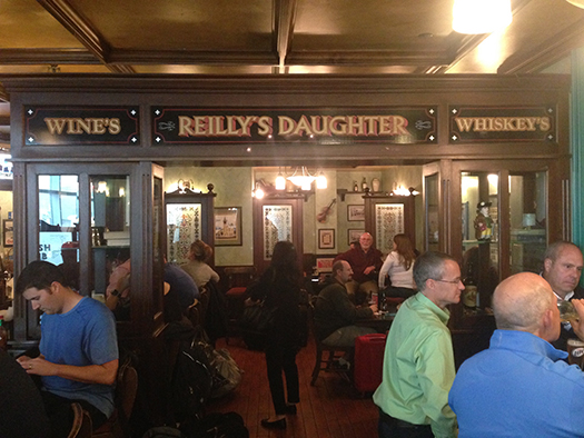 Reilly's Daughter Irish Pub, Chicago Midway International Airport