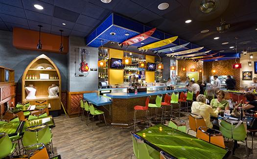 Sammy's Beach Bar & Grill, McCarran International Airport