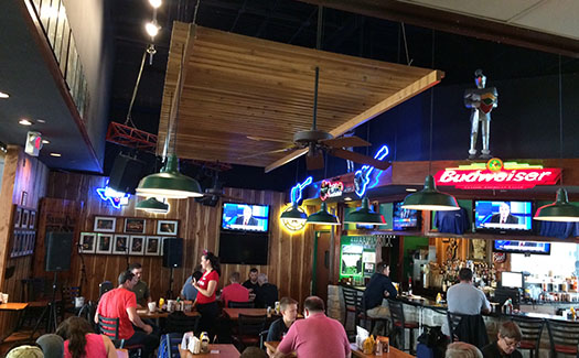 Saxon Pub, Austin-Bergstrom International Airport