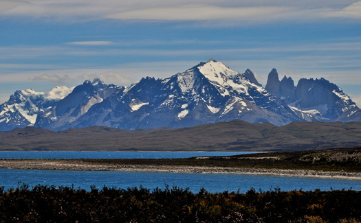 Torres del Paine park (Image: geoliv used under a Creative Commons Attribution-ShareAlike license)